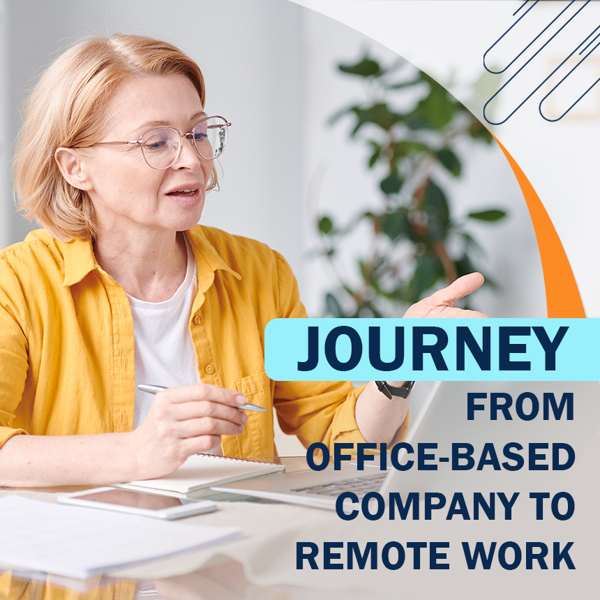 remote work structure