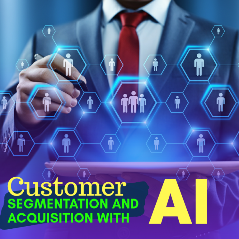 AI for customer acquisition