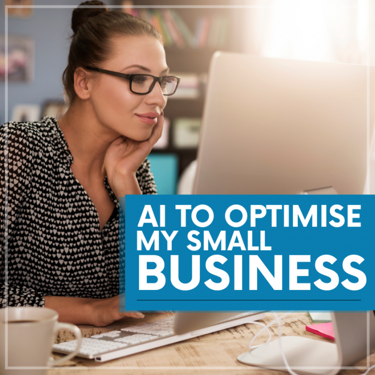AI for small business