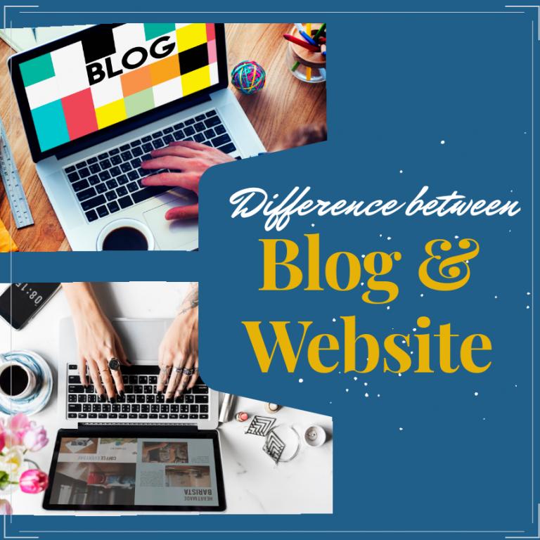 Blog and Website