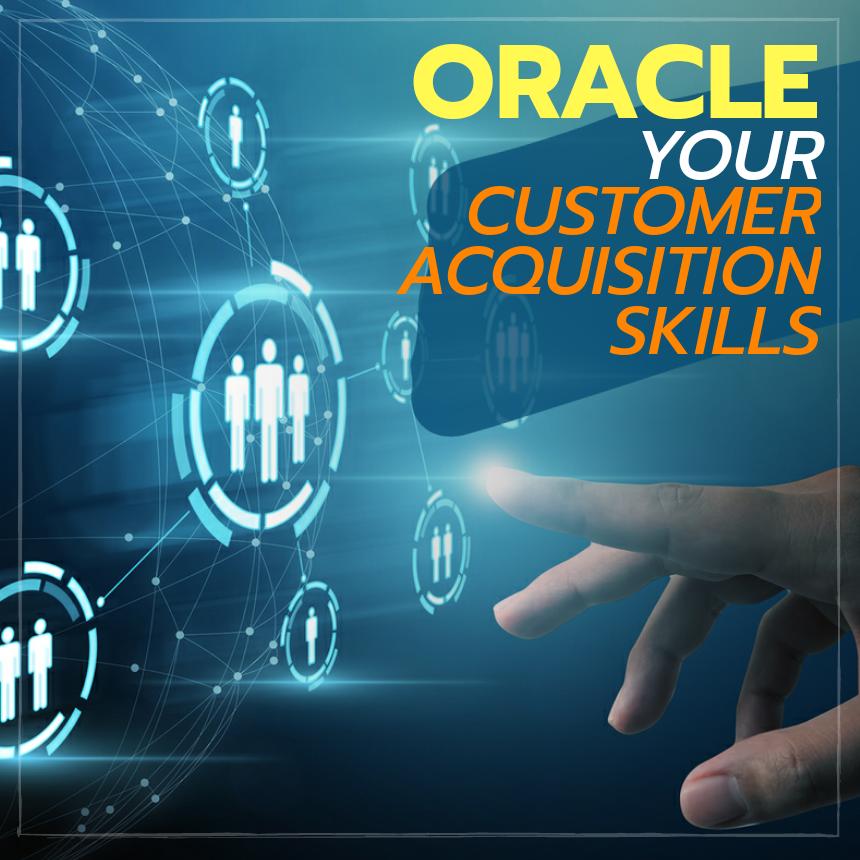 Customer Acquisition Expert -ONPASSIVE