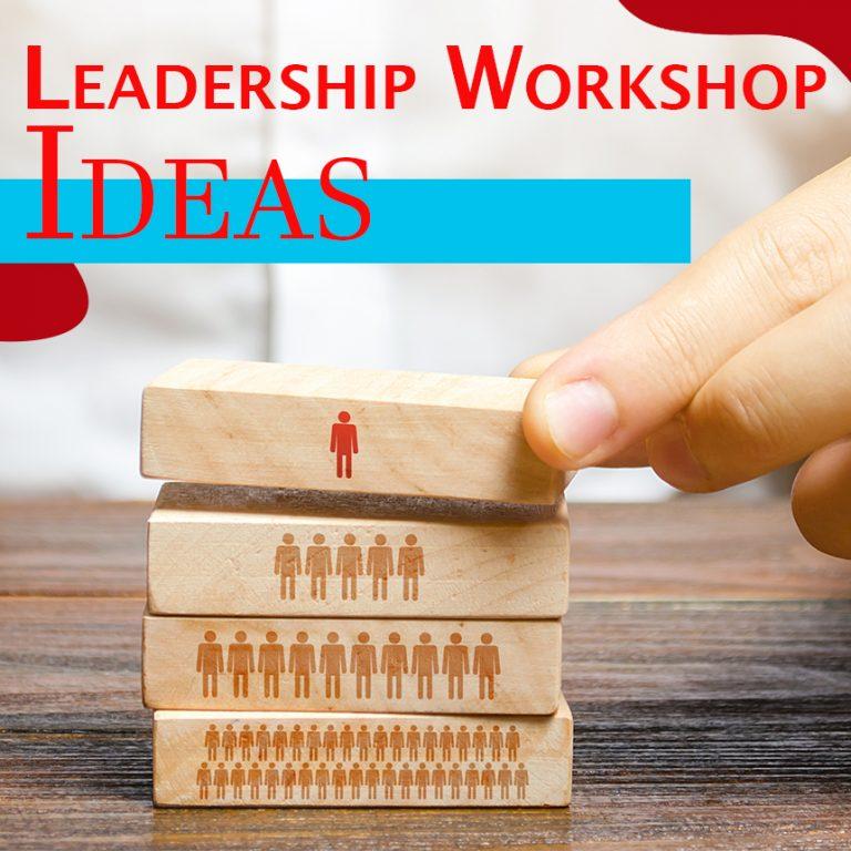 Leadership Workshop Ideas - ONPASSIVE