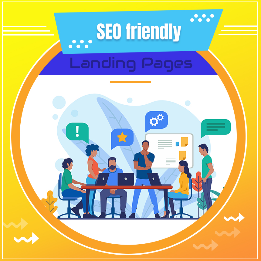 SEO friendly landing pages