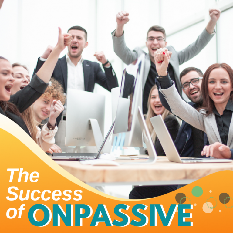 success of ONPASSIVE