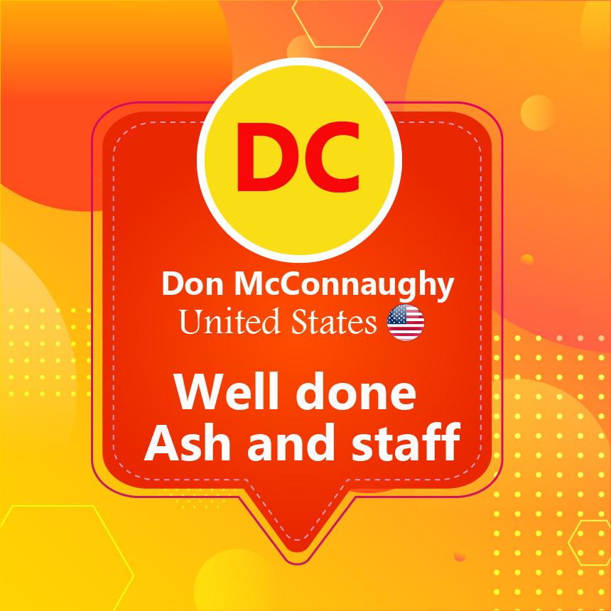 onpaasive testimonial-Don McConnaughy