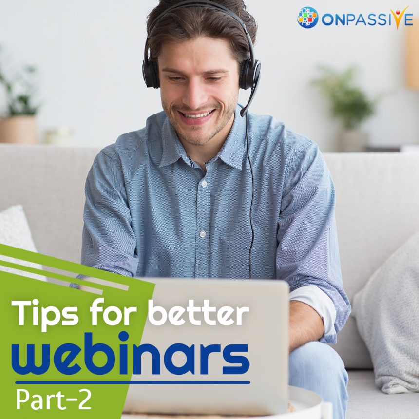 Create Better Webinars