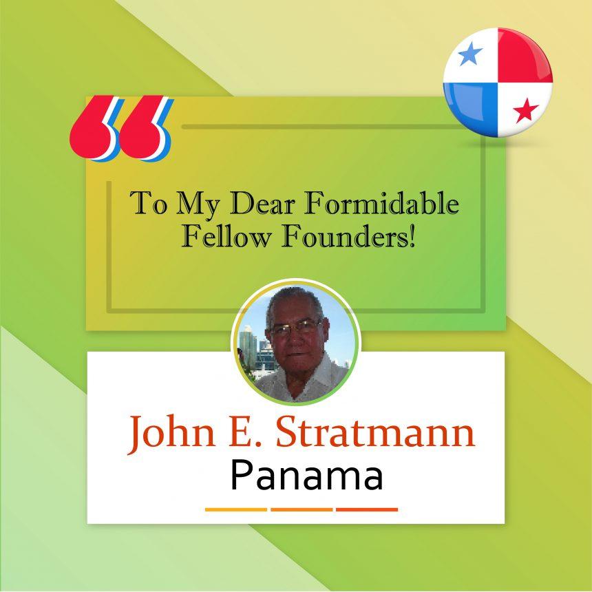 Dear Formidable Fellow Founders
