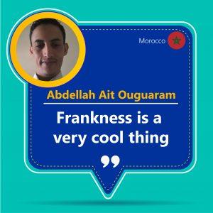 Frankness
