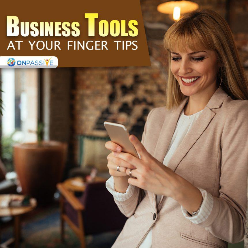 ONPASSIVE Business Tools