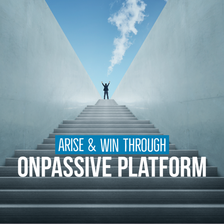 business growth with ONPASSIVE