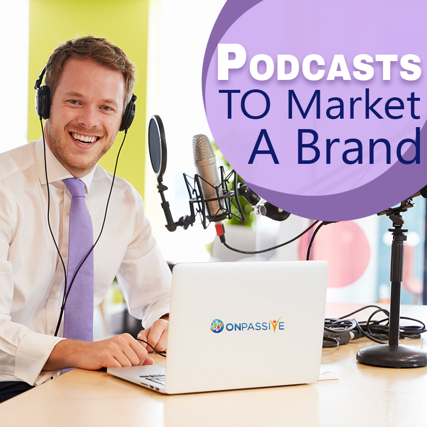 Podcasts for marketing
