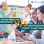 content marketing and content advertising