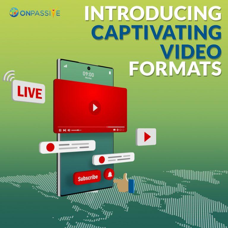 social video formats