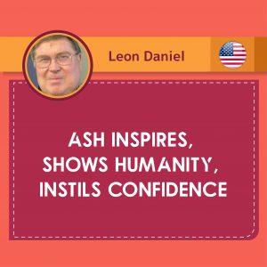 ASH Inspires
