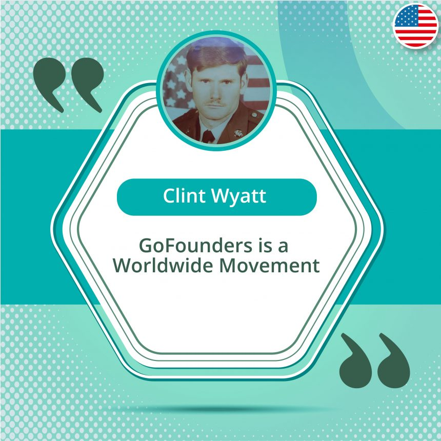 GoFounders is a Worldwide Movement