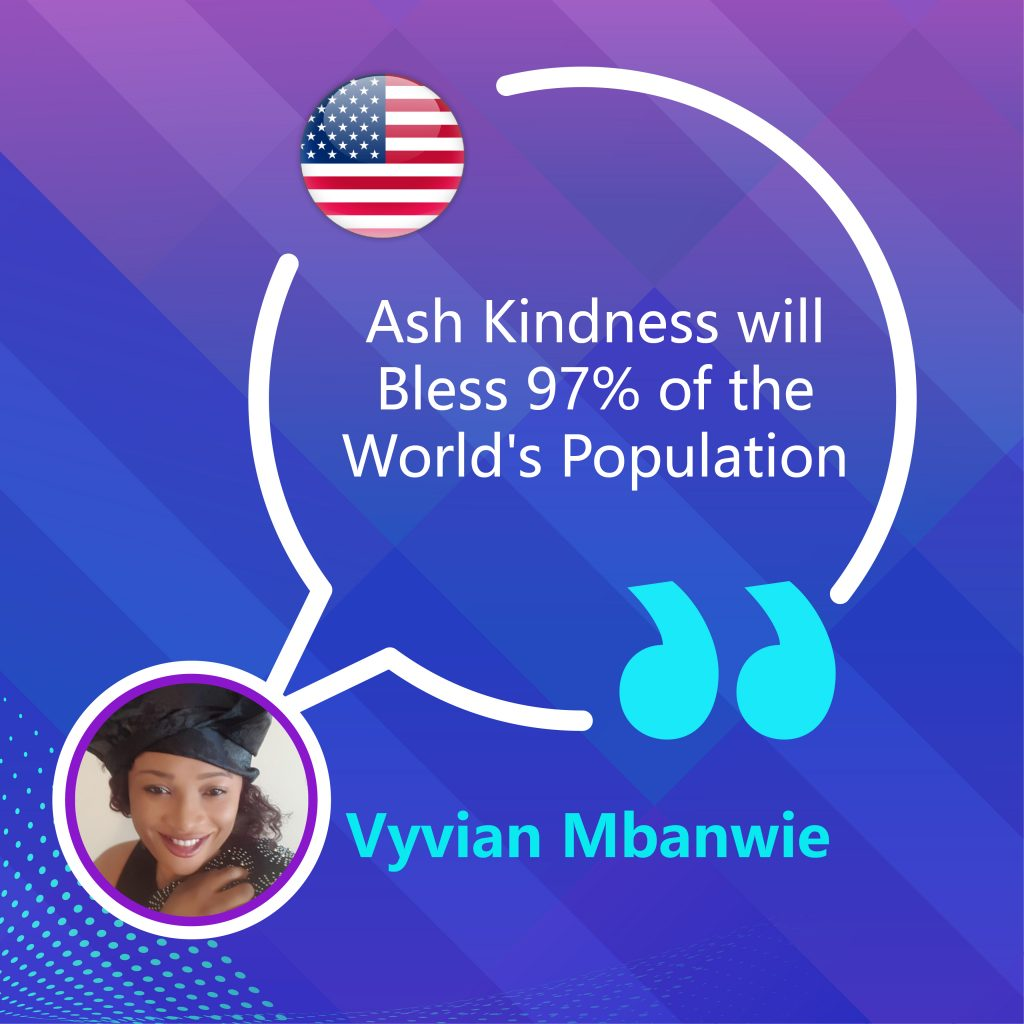 Ash Kindness with Onpassive