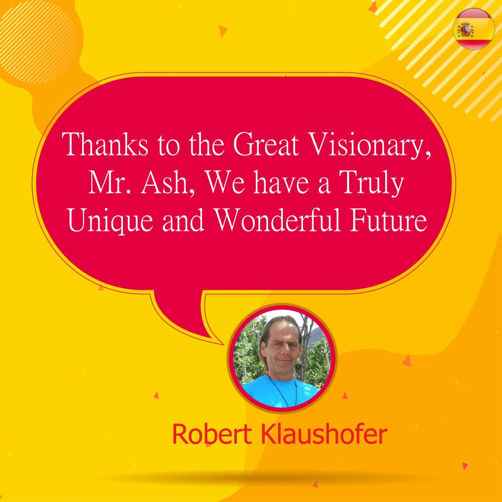Thanks to the Great Visionary