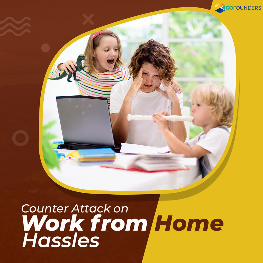 Obstacles of Work from Home and How to Tackle Them