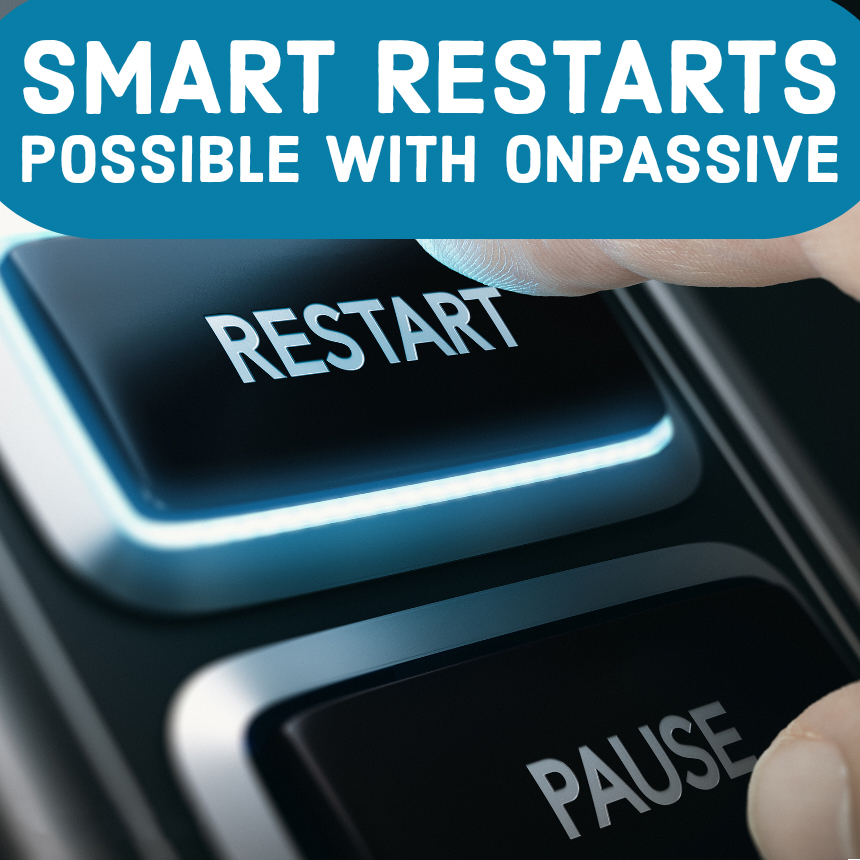 Reimagine, Reopen, and Transform Business to the NEXT LEVEL with ONPASSIVE