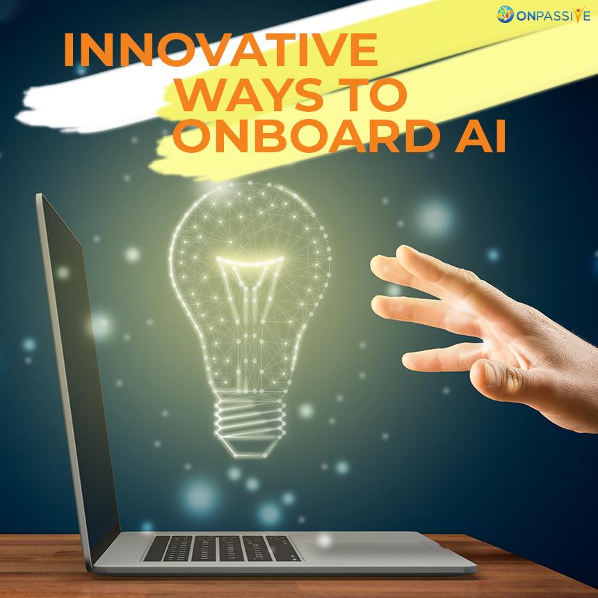 Onboarding AI in an Organization