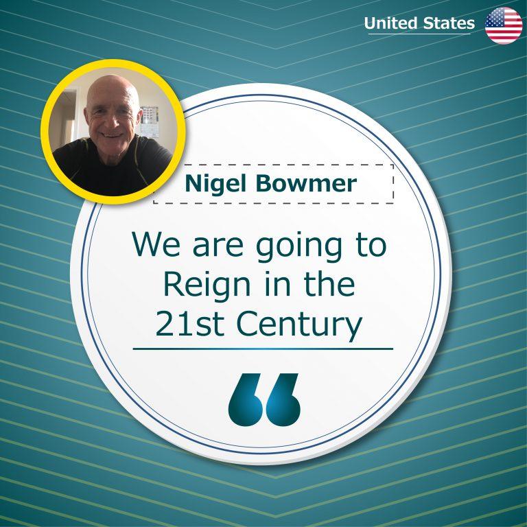 Nigel Bowmer