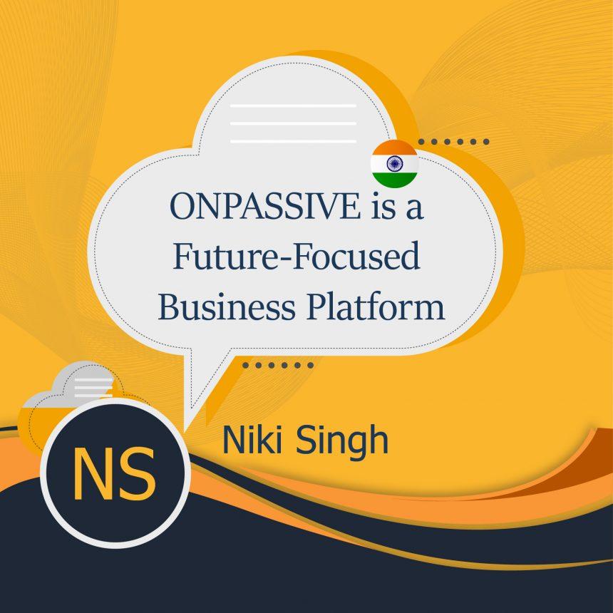 ONPASSIVE Business Platform