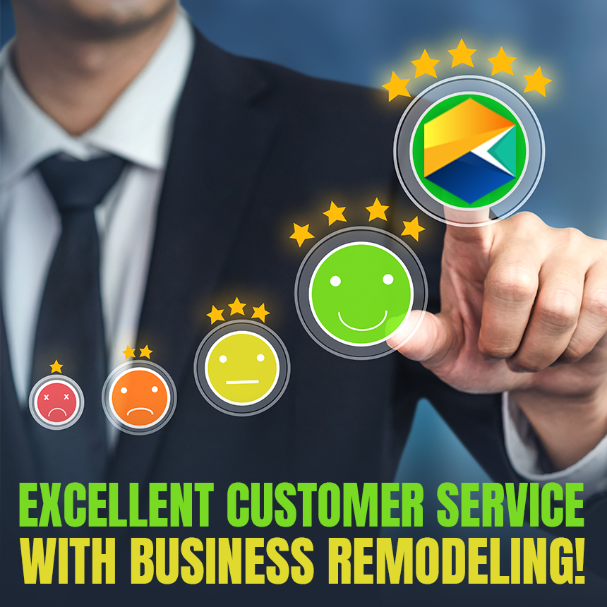 Customer Support during the Business Remodeling