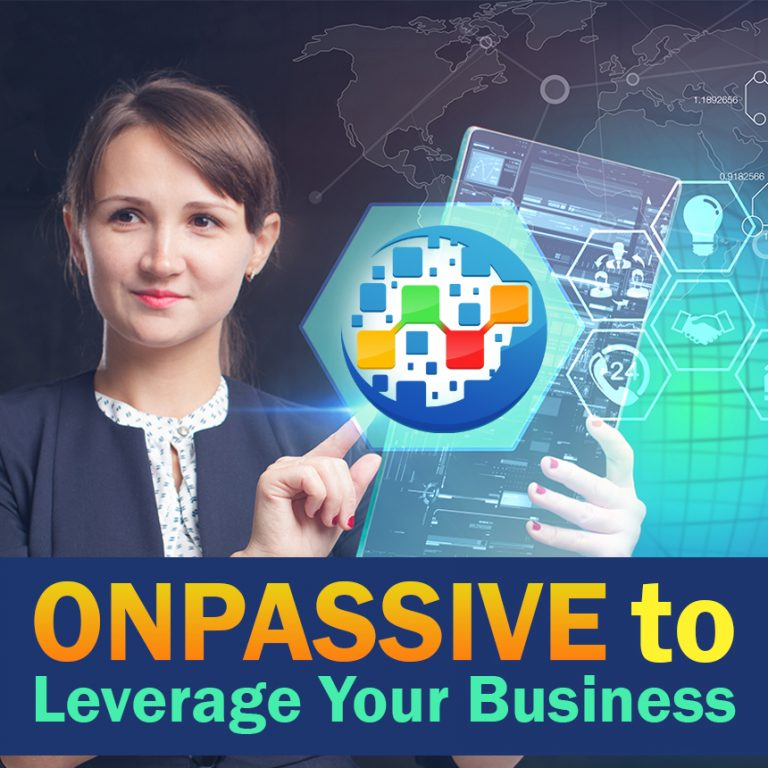 Amplify Your Business with ONPASSIVE