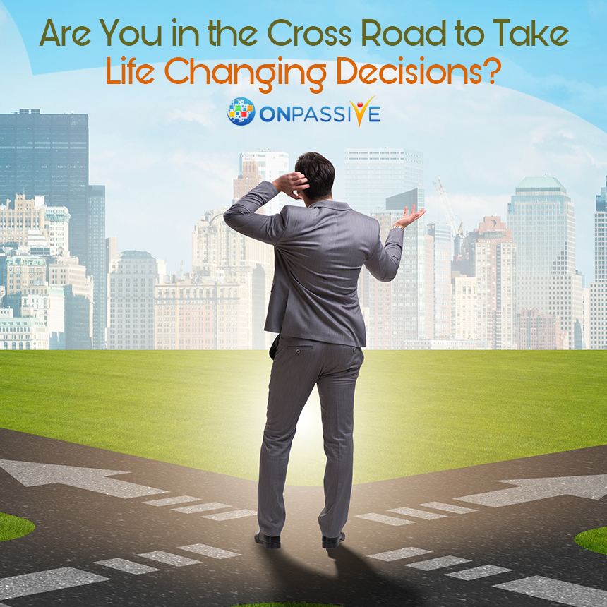 Big Decision in Your Life and your Business