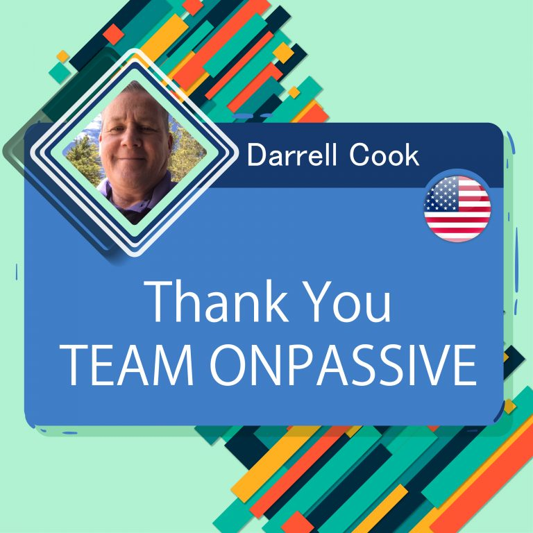ONPASSIVE Support Team