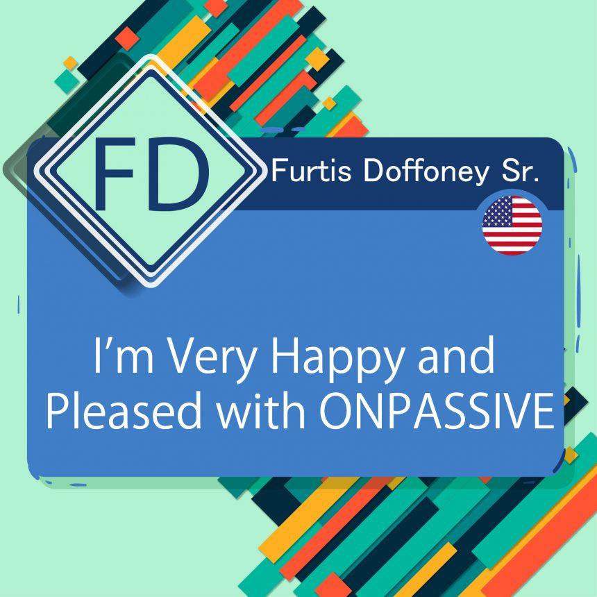 Please with ONPASSIVE
