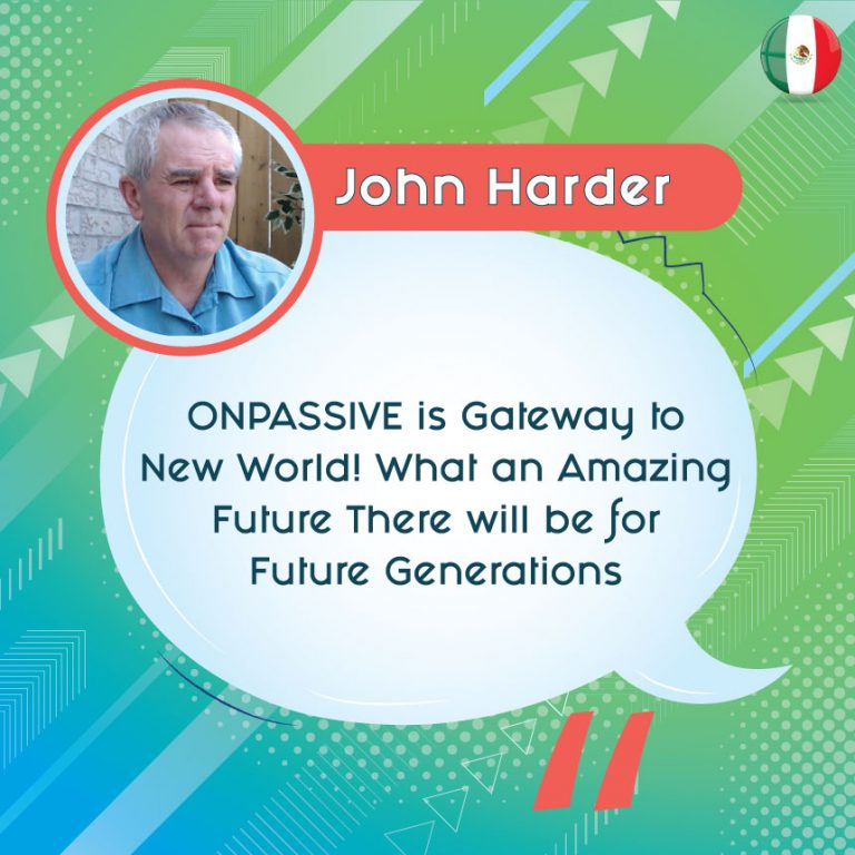 ONPASSIVE is Gateway to New World