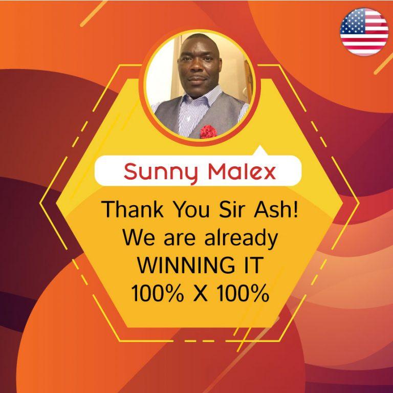 Thank You Sir Ash