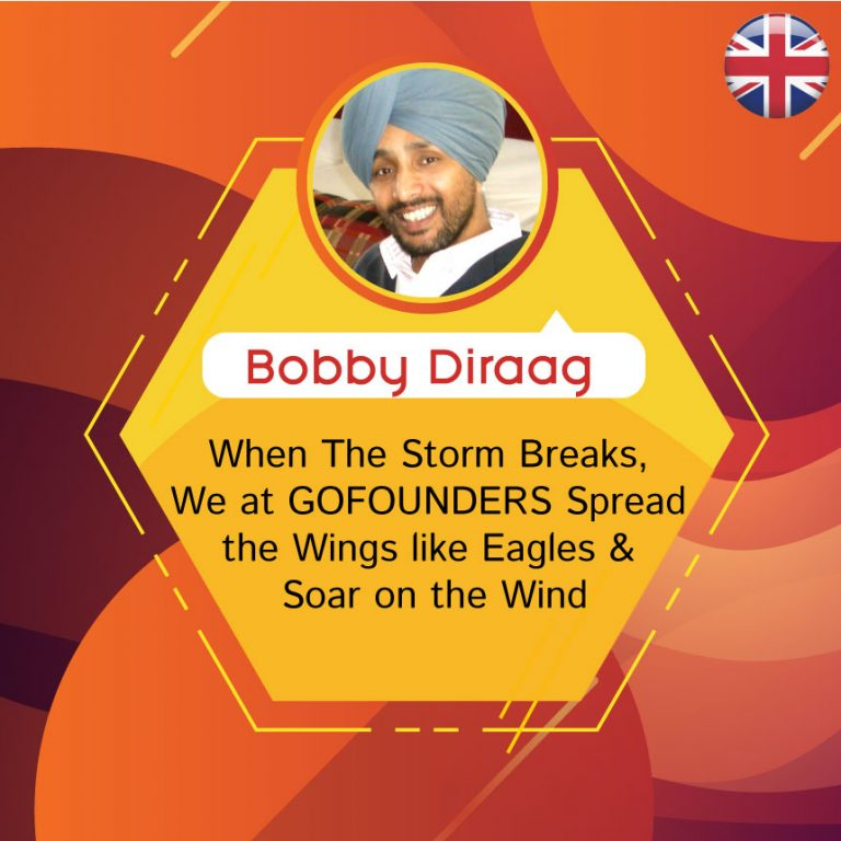 GOFOUNDERS Spread the Wings