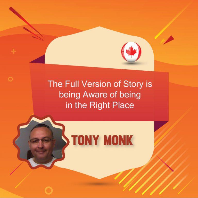 Tony Monk