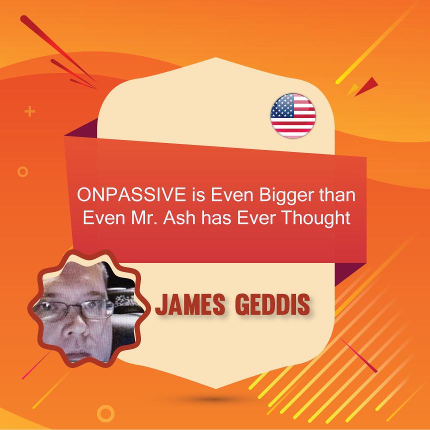 James Geddis