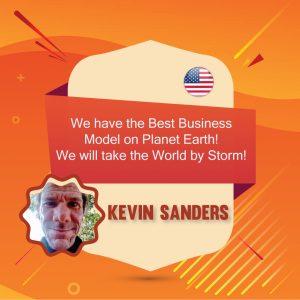 Kevin Sanders