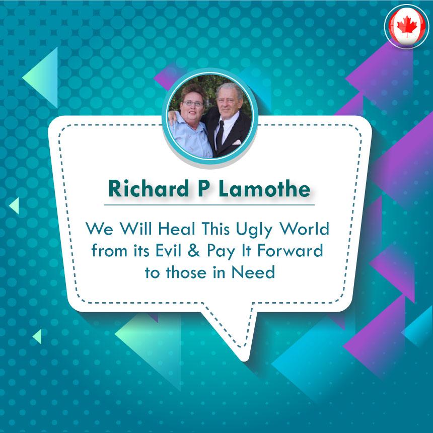 Richard P Lamothe
