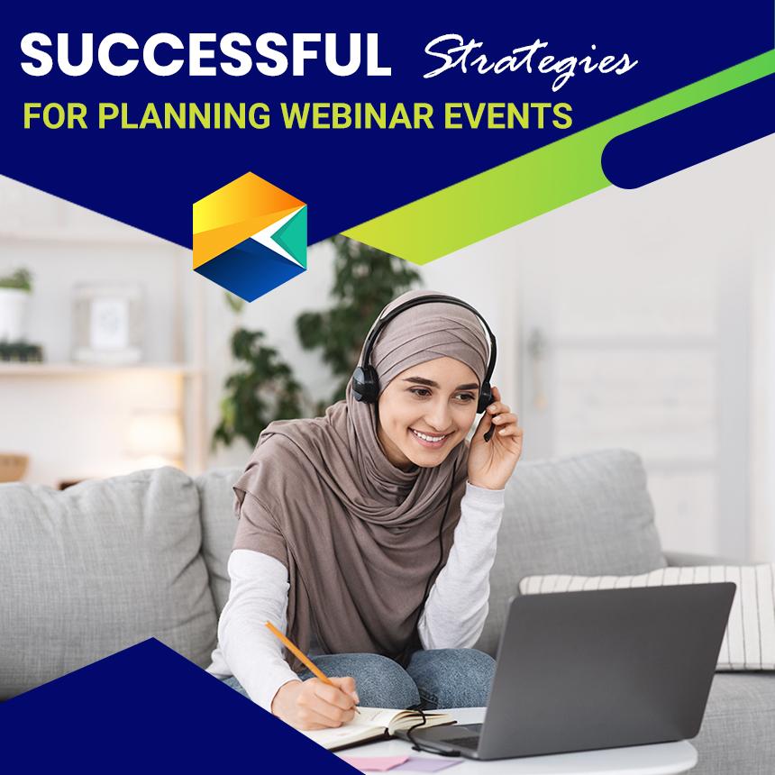 Plan Your Webinar Event