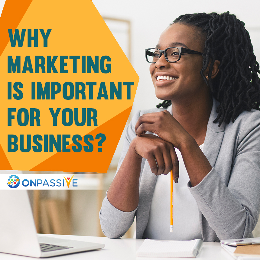 ONPASSIVE is the Best Fitting Marketing Solution