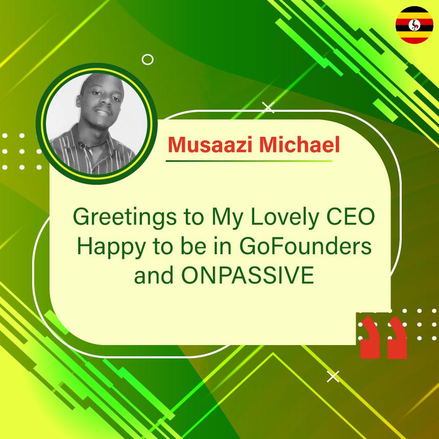 Musaazi Michael