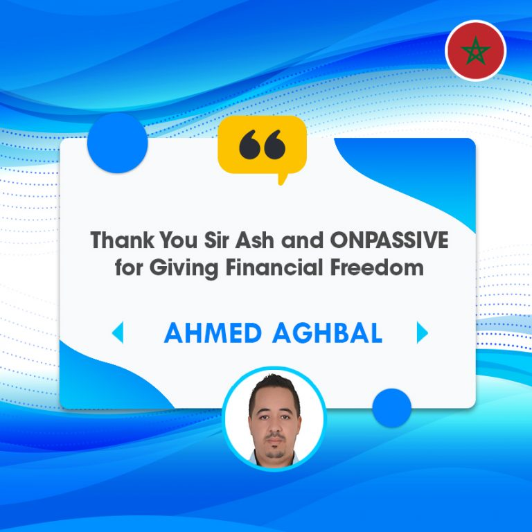 Ahmed Aghbal - Morocco