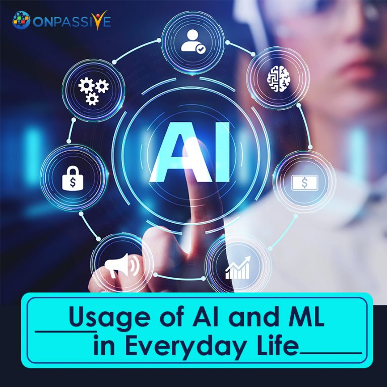 Usage of AI in Day to Day Life