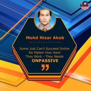 Mohd Nizar Akob