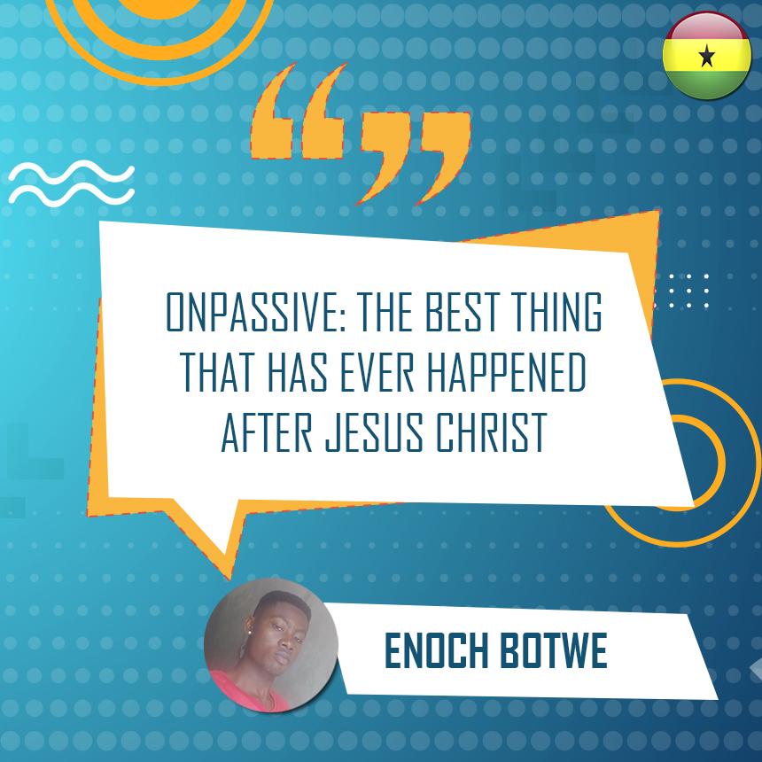 Enoch Botwe