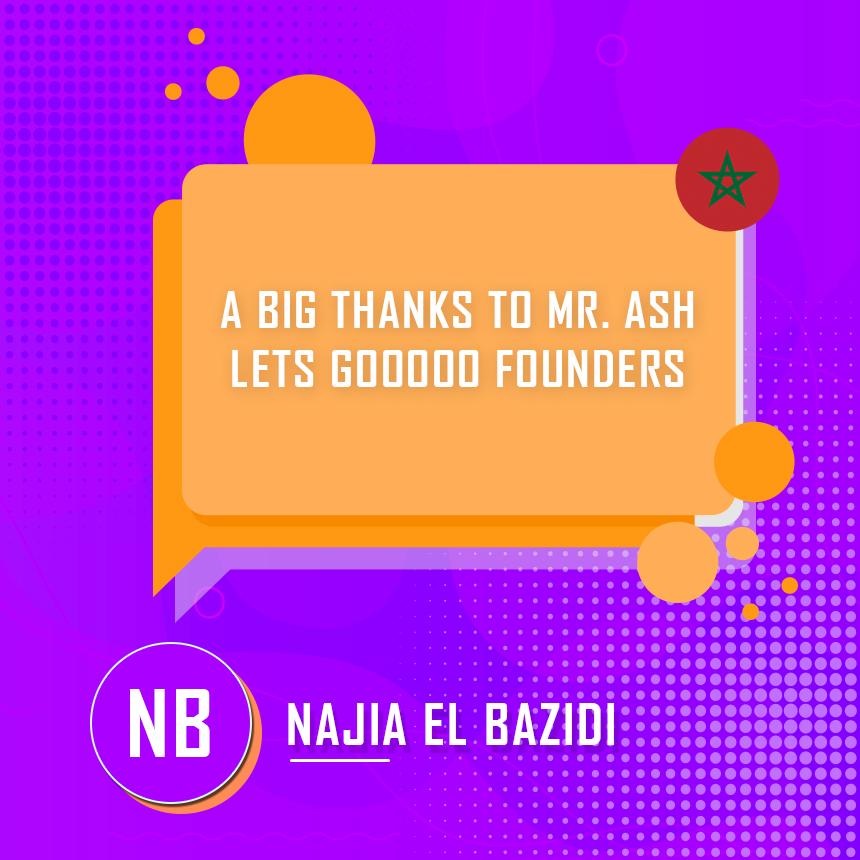 Najia El Bazidi