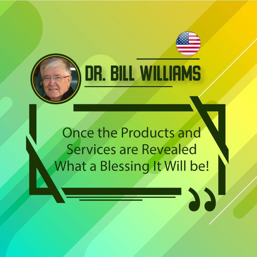 Dr. Bill Williams