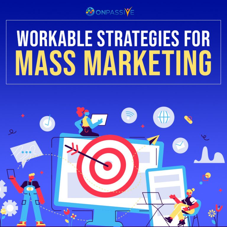 ONPASSIVE - MASS MARKETING