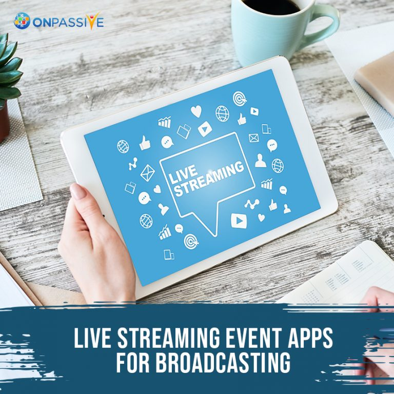 ONPASSIVE LIVE STREAMING