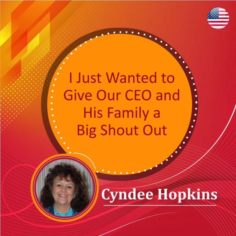 Cyndee Hopkins